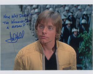 Star Wars: Mark Hamill