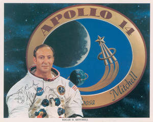 Apollo 14: Shepard and Mitchell