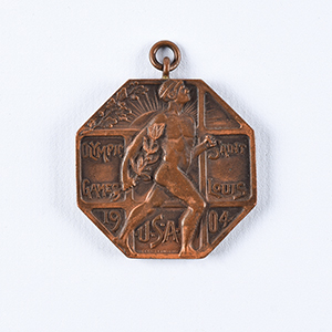 St. Louis 1904 Olympics Official's Participation Medal/Badge