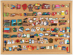 Olympic Games Sponsorship Pins