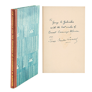 Athens 1896 Summer Olympics: James Connolly Signed Book