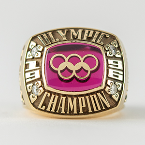 Atlanta 1996 Summer Olympics Team Canada Men's Relay Team Ring