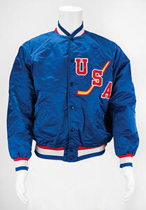 Sarajevo 1984 Winter Olympics Team USA Coach's Jacket