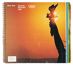 New York City 1984 Summer Olympics Bid Book
