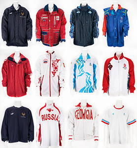 Olympic Apparel Group Lot
