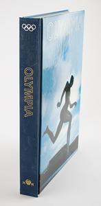 Olympia Book