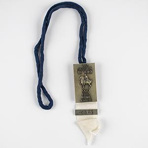 Rome 1982 IOC Session Badge