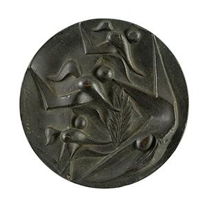 Tokyo 1964 Summer Olympics Participation Medal