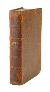 Annual Register: 1775