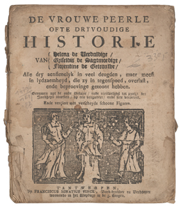 Dutch Chapbook: 1621