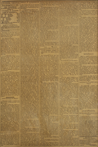 Civil War: Confederate Lynchburg Virginian Newspaper