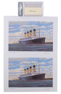 Titanic: Dean, Millvina