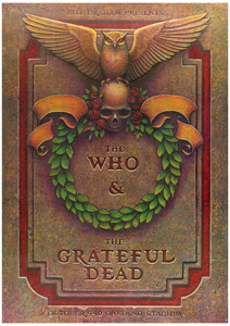 The Who and Grateful Dead