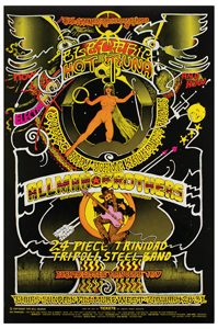 Allman Brothers and Hot Tuna