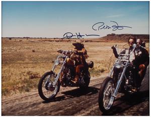 Easy Rider: Fonda and Hopper