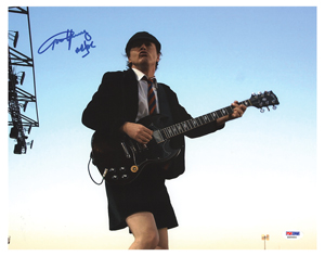 AC/DC: Young, Angus