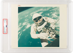 Gemini 4 Original 'Type 1' Photograph