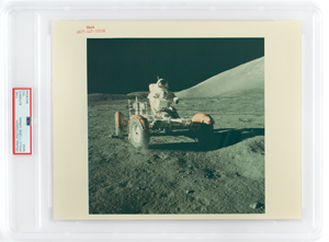 Apollo 17 Original 'Type 1' Photograph