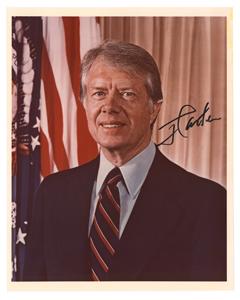 Jimmy Carter and Anwar Sadat