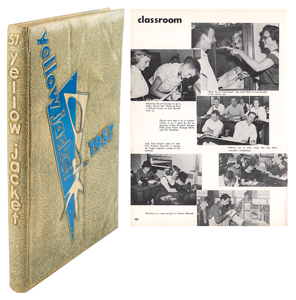 Lee Harvey Oswald High School Yearbook