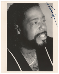 Barry White