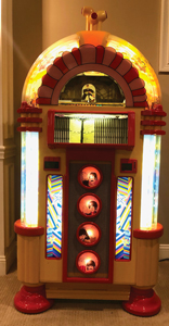 Beatles Limited Edition 'Yellow Submarine' Rock-Ola Jukebox