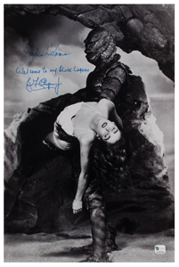 Creature From the Black Lagoon: Adams and Chapman