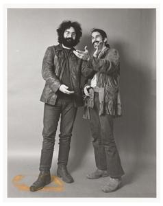 Grateful Dead: Garcia and Hart