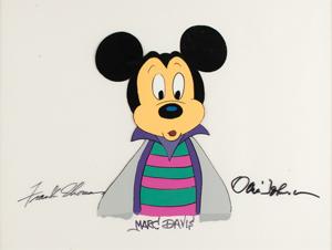 Disney: Davis, Johnston, and Thomas