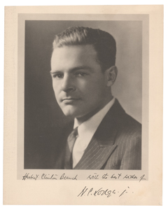Henry Cabot Lodge, Jr