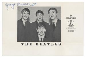Beatles: Harrison, George