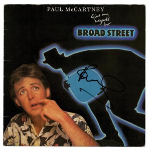 Beatles: McCartney, Paul
