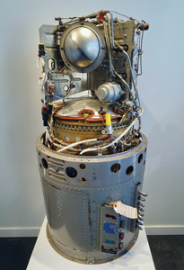 Apollo Command Module Fuel Cell