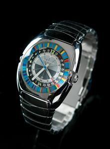 ISS Flown Cosmonavigator Watch