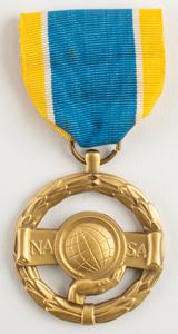 NASA Exceptional Public Service Medal