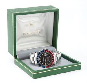 Neil Hutchinson's Rolex GMT-Master Wristwatch