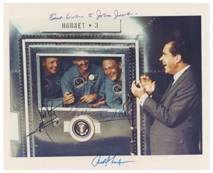 Apollo 11 and Richard Nixon