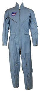 Fred Haise's NASA Training Suit