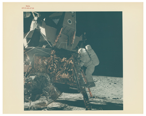 Alan Bean Original 'Type 1' Photograph