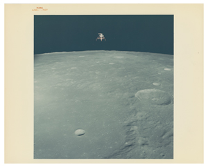 Apollo 12 Original 'Type 1' Photograph