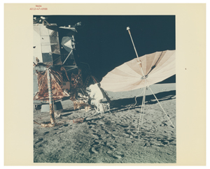 Charles Conrad Original 'Type 1' EVA Photographs (2)