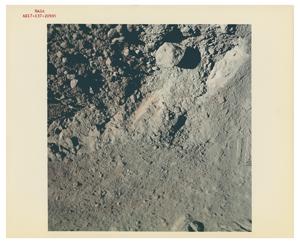Apollo 17 Original 'Type 1' EVA Photographs (2)