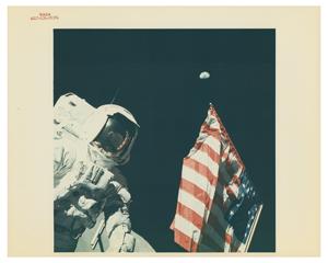 Harrison Schmitt Original 'Type 1' Photograph