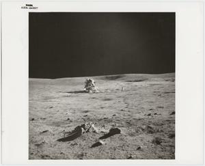 Apollo Program Original 'Type 1' Photographs (3)