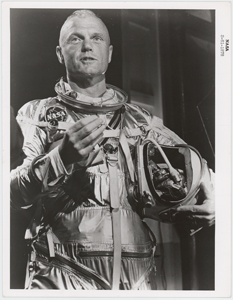 John Glenn Original 'Type 1' Photographs (2)