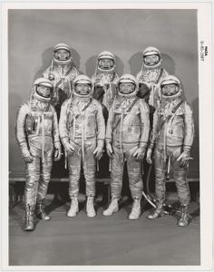 Mercury and Gemini Original 'Type 1' Photographs (3)