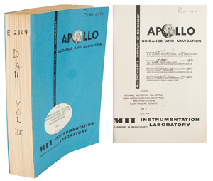Apollo Lunar Module AGC Guidance and Navigation Manual
