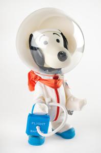 Snoopy Astronaut Doll with Original Box