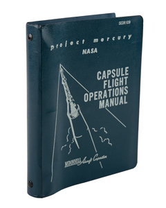 Mercury-Redstone 3 Freedom 7 Capsule Flight Operations Manual