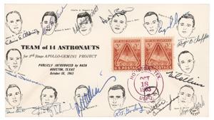 NASA Astronaut Group 3